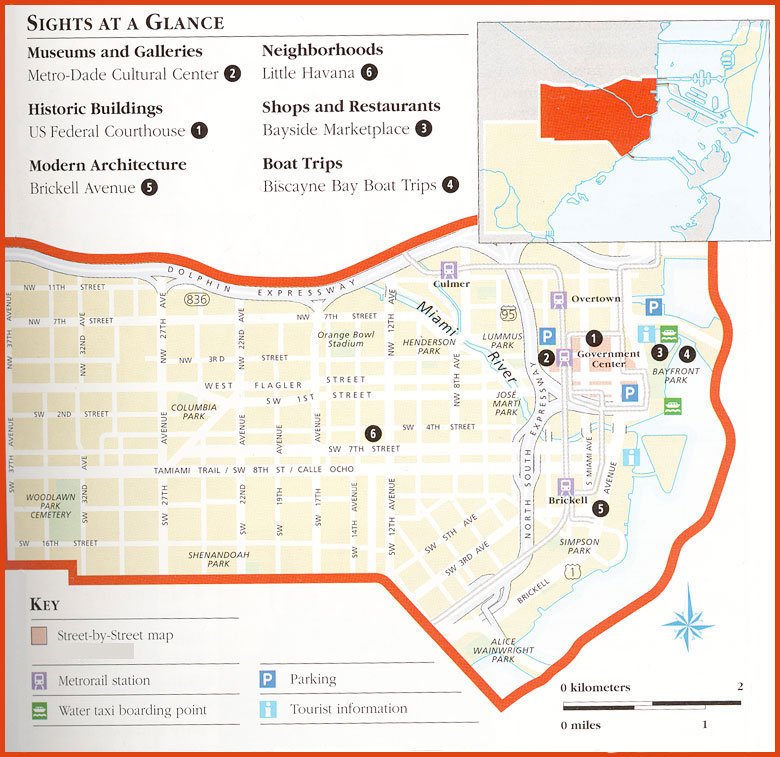 Miami Downtown and Little Havana